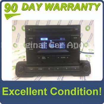 2016 - 2018 Hyundai Elantra OEM AM FM CD Player Radio Receiver