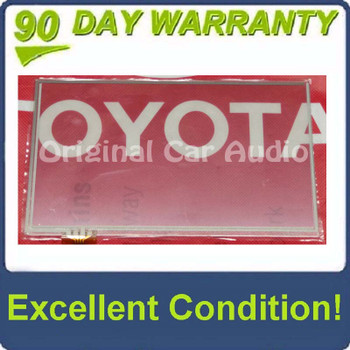 New 2014 - 2018 Toyota RAV4 CAMRY OEM Radio Touch Screen Digitizer replacement