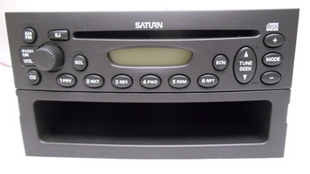 2004 - 2005 Saturn Vue Ion L Series Radio CD Player