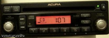 Acura RSX Radio CD Player 2002 2003 2004 39100-S6M-A000 02 03 04