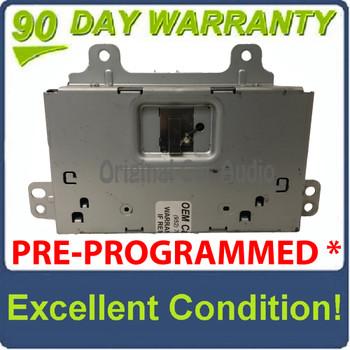 Pre Programmed 14 - 17 Chevrolet GMC OEM Navigation Multi Media Radio Receiver UHQ UP9
