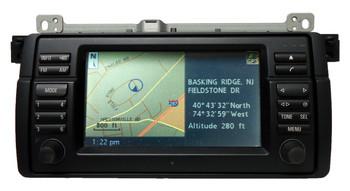 REMAN 1999 - 2006 BMW 3 5 7 Series Navigation Screen Display LCD 65.52-6 923 869
