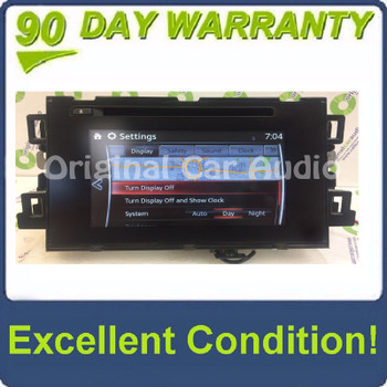 2016 - 2018 Mazda CX-5 OEM Radio Touch Screen Display Only