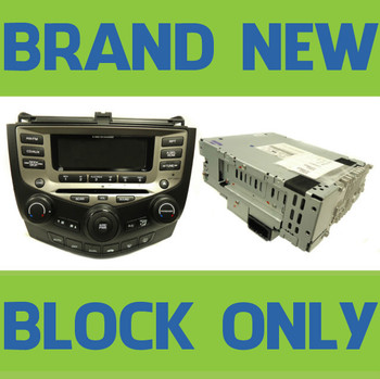 New Honda 6 Disc CD Changer BLOCK COMPONENT 2003 2004 2005 2006 2007 7BC0, 7BC1, 7BK0, 7BX0, 7BX1, 7BY0, 7BL0, 7BL1, 7FY0, 7BZ0, 7FZ0