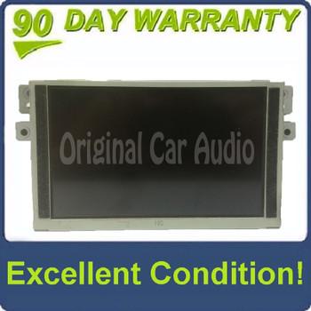 2012 - 2013 Hyundai  Azera OEM Navigation Display Screen 96525 3V100