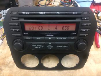2009 - 2013 Mazda MX5 Miata OEM BOSE AM FM Radio CD Player