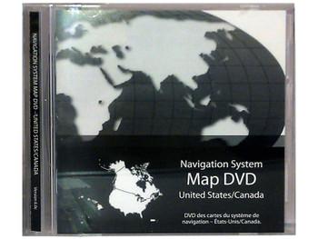 GM GMC Yukon Chevy AVALANCHE SUBURBAN GPS Navigation DVD Disc 20940248