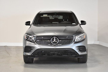 2019 Mercedes-Benz GLC 300 4MATIC Gray