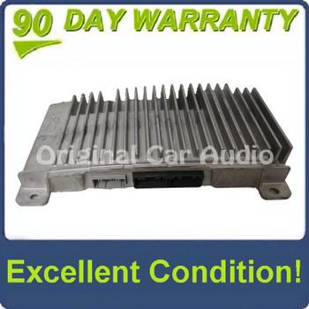 2010 - 2017 Ford Fusion Mercury Milan OEM Sony Audio Amplifier