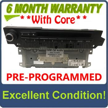 PRE-PROGRAMMED 2009 - 2010 BMW 5 Series OEM CIC Navigation Multi Media Radio Receiver