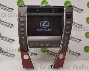 REMAN 2007 2008 2009 Lexus ES350 OEM Navigation GPS System monitor LCD display screen