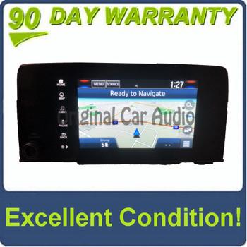 2017 - 2020 Honda CRV CR-V OEM  Touch Screen Navigation Display Assembly Monitor Receiver