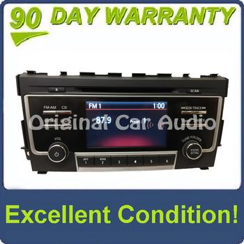 2015 2018 Nissan ALTIMA OEM NissanConnect AM FM Radio CD Player