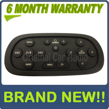 NEW Remote 2015 2016 2017 Chevy Cadillac GMC OEM Rear Entertainment Display Screen Remote ONLY