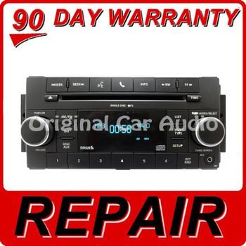 REPAIR 2007 - 2014 Chrysler Dodge Jeep OEM Radio RES Antenna Sound Repair ONLY
