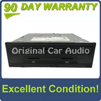 2018 - 2019 VW Volkswagen Atlas OEM Delphi Control Unit Radio Bluetooth SD Card CD Player