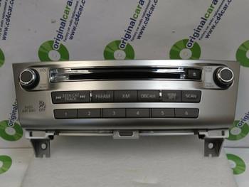 2013 - 2017 Infiniti JX35 QX60 OEM AM FM Radio Controls Faceplate