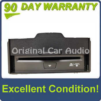 2013 - 2017 Dodge Dart OEM Single CD DVD Player P05091057AC
