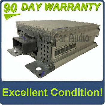 2009 - 2012 Ford Lincoln Edge Escape F150 OEM Subwoofer Audio Amplifier Amp