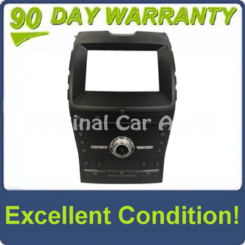 2020 Ford Edge OEM Radio Auto AC Climate Control Panel FACEPLATE ONLY