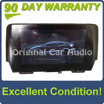 2016 - 2019 Mazda 6 OEM Information Radio Display Screen with Receiver