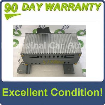 2001 - 2004 TOYOTA Sequoia OEM JBL Amp Premium Amplifier Assembly
