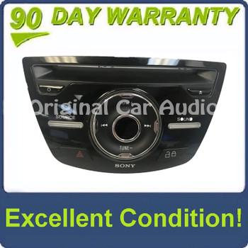 2014 - 2019 Ford Fiesta OEM Sony Radio Control Panel
