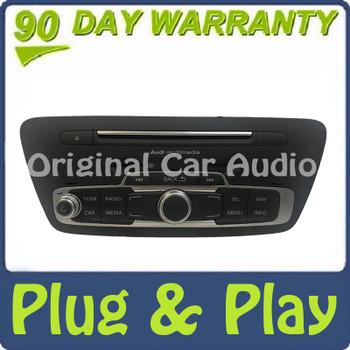2014 - 2016 Audi Q3 Quattro OEM Factory Navigation Multimedia AM FM Radio Single SD Sim Card CD Player BLEMISHED