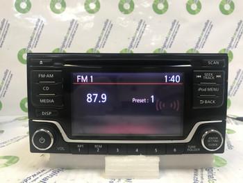 2018 - 2019 Nissan Sentra OEM AM FM Radio CD Player Media Receiver