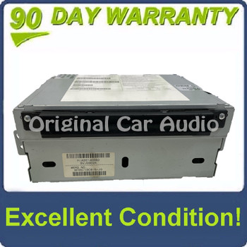 2011 - 2015 Jaguar XJ Land Rover LR4 OEM AM FM Navigation CD Player