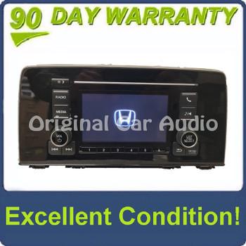 "2017 - 2018 Honda CR-V OEM AM FM Multi Media 5"" Display Radio Receiver"