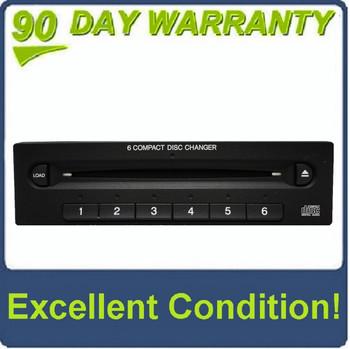 05 06 07 08 09 10 Honda Odyssey Ridgeline In Dash 6 Disc CD Changer