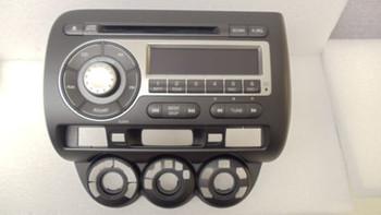 Honda Fit AM FM Radio CD Player 2007-2008