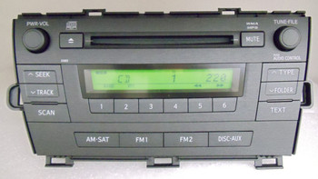 Toyota Prius 57032 Entune Radio CD Player oem - CD4Car