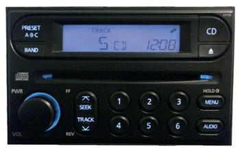 2000 01 02 03 04 Nissan XTERRA Frontier Radio CD Player