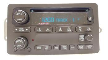 Chevy Chevrolet Radio Receiver Stereo AM FM MP3 CD Player