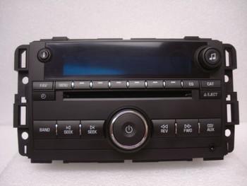 New Unlocked 2008 2009 2010 Chevrolet Chevy Impala OEM AM FM Radio Stereo MP3 CD Player Receiver US8