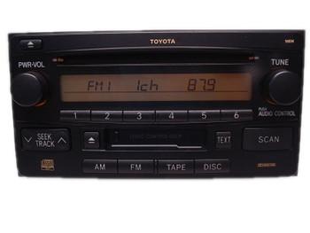Toyota Celica RAV4 Radio CD Player 86120-2B761 2003-2005