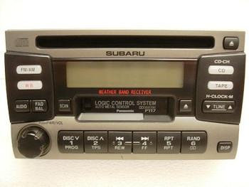 95 96 97 98 99 01 02 03 04 SUBARU Legacy Forester Impreza Radio Tape CD Player