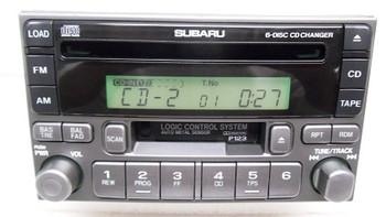 2000 subaru impreza stereo install
