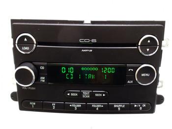 Mercury Ford Radio MP3 Player 6 CD Changer Receiver OEM