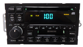 GMC Oldsmobile Buick Radio Tape Cassette Deck CD Player