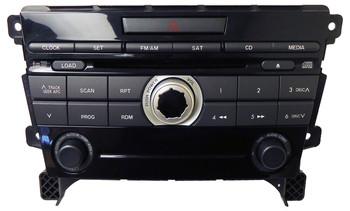 07 08 09 Mazda CX-7 XM BOSE Radio 6 Disc Changer CD Player EG276669RX 2007 2008 2009
