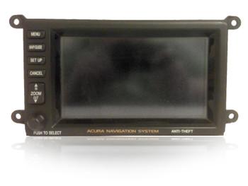 2000 2001 2002 2003 Acura RL GPS Screen NAVIGATION DISPLAY 39810-SZ3-A920-M1, 39810SZ3A91ZA,  39810SZ3A92ZA Navi Map