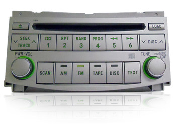 2005 2006 2007 2008 2009 2010 2011 Toyota Avalon Radio 6 Disc CD Changer 11806