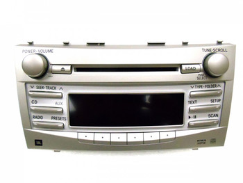 NEW TOYOTA Camry Radio Stereo 6 Disc Changer CD Player 11847 2007 2008 2009 2010 2011
