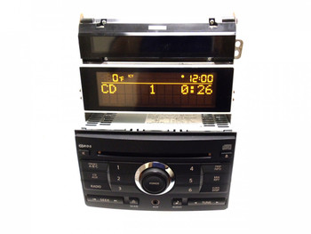 NISSAN Maxima Radio Stereo CD Player RDS Trip Display Screen AUX 2007 2008