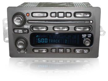 BRAND NEW 03 04 05 06 GMC Tahoe Yukon Suburban Radio CD Changer