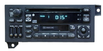 1994 - 2003 Jeep Dodge Chrysler OEM AM FM Radio Tape Cassette CD Player Receiver