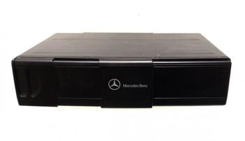 MERCEDES-BENZ Remote Trunk 6 Disc Changer CD Player C CL CLK S SL Class 2003 2004 2005 2006 2007